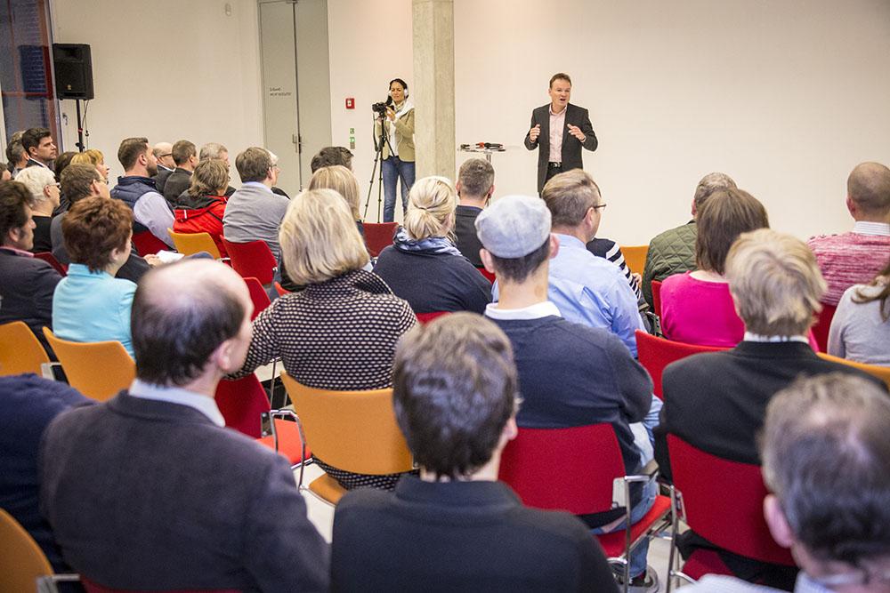 """Frank Gronert – Mein Motto: """"Hinfallen, scheitern und wieder aufstehen!"""""""
